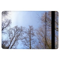 Large Trees in Sky Apple iPad Air Flip Case