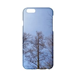 Large Trees in Sky Apple iPhone 6 Hardshell Case