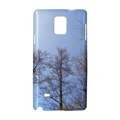 Large Trees In Sky Samsung Galaxy Note 4 Hardshell Case
