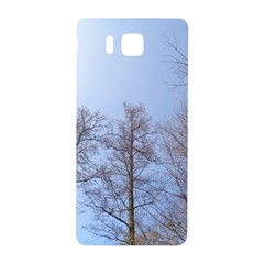 Large Trees In Sky Samsung Galaxy Alpha Hardshell Back Case
