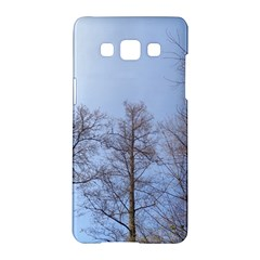 Large Trees in Sky Samsung Galaxy A5 Hardshell Case