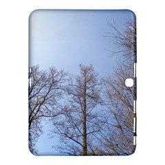 Large Trees in Sky Samsung Galaxy Tab 4 (10.1 ) Hardshell Case