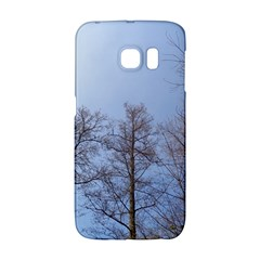Large Trees in Sky Samsung Galaxy S6 Edge Hardshell Case
