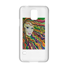 Inspirational Girl Samsung Galaxy S5 Hardshell Case