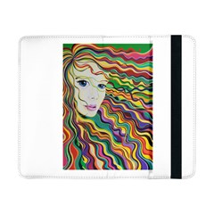 Inspirational Girl Samsung Galaxy Tab Pro 8 4  Flip Case