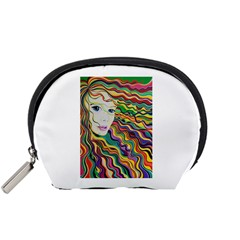 Inspirational Girl Accessory Pouch (Small)