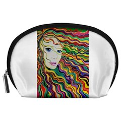 Inspirational Girl Accessory Pouch (Large)