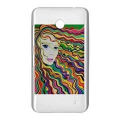 Inspirational Girl Nokia Lumia 630 Hardshell Case