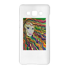 Inspirational Girl Samsung Galaxy A5 Hardshell Case
