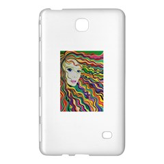 Inspirational Girl Samsung Galaxy Tab 4 (8 ) Hardshell Case