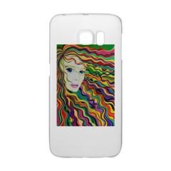 Inspirational Girl Samsung Galaxy S6 Edge Hardshell Case