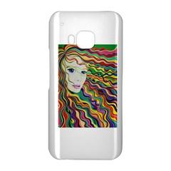 Inspirational Girl HTC One M9 Hardshell Case
