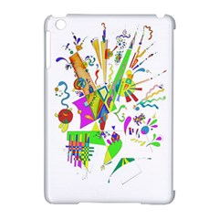 Splatter Life Apple Ipad Mini Hardshell Case (compatible With Smart Cover)