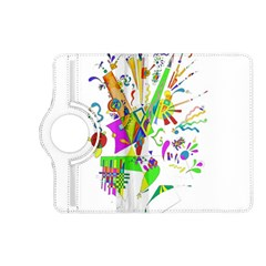 Splatter Life Kindle Fire Hd (2013) Flip 360 Case