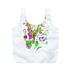 Splatter Life Reusable Bag (m)