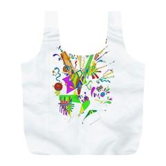 Splatter Life Reusable Bag (L)