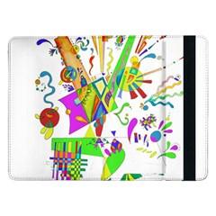 Splatter Life Samsung Galaxy Tab Pro 12.2  Flip Case
