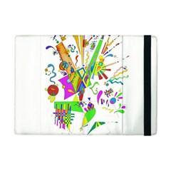 Splatter Life Apple iPad Mini 2 Flip Case