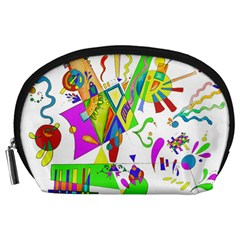Splatter Life Accessory Pouch (large)