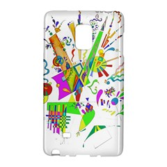 Splatter Life Samsung Galaxy Note Edge Hardshell Case