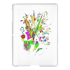 Splatter Life Samsung Galaxy Tab S (10.5 ) Hardshell Case