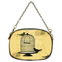 Victorian Birdcage Chain Purse (Two Sided)