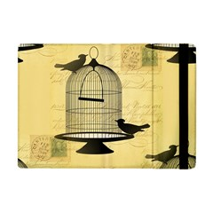 Victorian Birdcage Apple Ipad Mini Flip Case