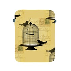 Victorian Birdcage Apple Ipad Protective Sleeve