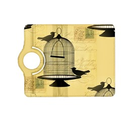 Victorian Birdcage Kindle Fire HD (2013) Flip 360 Case