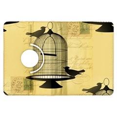 Victorian Birdcage Kindle Fire Hdx Flip 360 Case