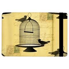 Victorian Birdcage Apple iPad Air 2 Flip Case