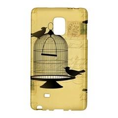 Victorian Birdcage Samsung Galaxy Note Edge Hardshell Case