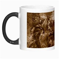 Native American Morph Mug