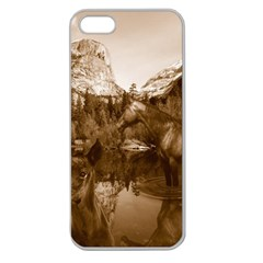 Native American Apple Seamless Iphone 5 Case (clear)