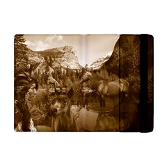 Native American Apple Ipad Mini Flip Case