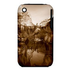 Native American Apple Iphone 3g/3gs Hardshell Case (pc+silicone)