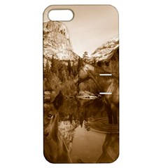 Native American Apple Iphone 5 Hardshell Case With Stand