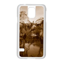 Native American Samsung Galaxy S5 Case (White)