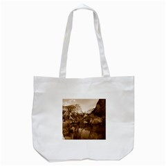 Native American Tote Bag (White)