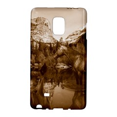 Native American Samsung Galaxy Note Edge Hardshell Case