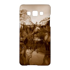 Native American Samsung Galaxy A5 Hardshell Case