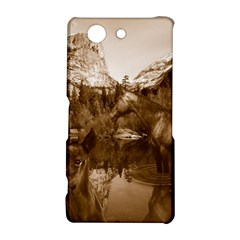 Native American Sony Xperia Z3 Compact Hardshell Case