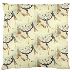 Dream Catcher Large Cushion Case (Two Sided)