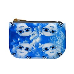 Skydivers Coin Change Purse