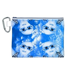 Skydivers Canvas Cosmetic Bag (Large)