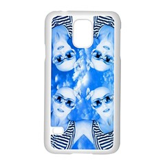 Skydivers Samsung Galaxy S5 Case (White)