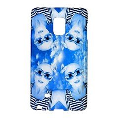 Skydivers Samsung Galaxy Note Edge Hardshell Case