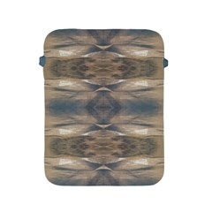 Wildlife Wild Animal Skin Art Brown Black Apple Ipad Protective Sleeve