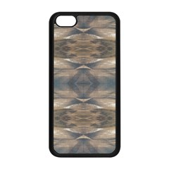 Wildlife Wild Animal Skin Art Brown Black Apple Iphone 5c Seamless Case (black)