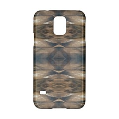 Wildlife Wild Animal Skin Art Brown Black Samsung Galaxy S5 Hardshell Case